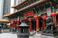 中国 香港 黄大仙