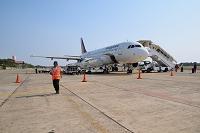 フィリピン ラワグ国際空港