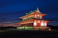 奈良県 奈良市 平城宮 大極殿