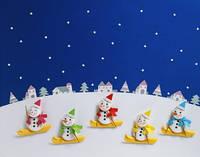 雪だるま   (ペーパークラフト)