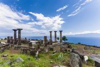 トルコ アソス遺跡
