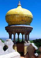 ポルトガル シントラ ペーナ宮殿