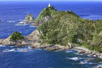 鹿児島県 佐多岬と佐多岬灯台