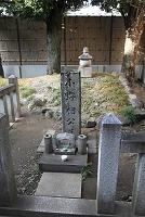 小野篁の墓所