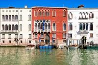 イタリア ヴェネチア ドルソドゥーロ地区&大運河 大運河