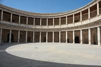 スペイン カルロス5世宮殿