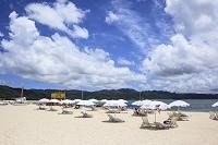 沖縄本島 オクマビーチ