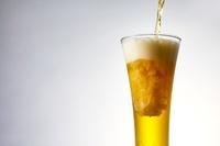 ドイツビールの泡イメージ