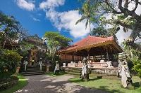 インドネシア ウブド王宮