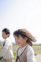 日本人の子供