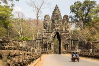 カンボジア アンコールワット