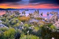 アメリカ モノ湖