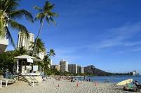 アメリカ合衆国 ハワイ州 オアフ島 ワイキキ