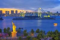 東京都 港区 レインボーブリッジ