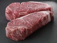 黒毛和牛サーロインのステーキ肉