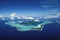 ボラボラ島 フランス領