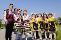ブルガリア カザンラク 民族衣装