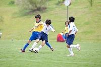 日本人の子供 サッカー