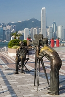 中国 香港 星光大道