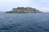 長崎県 軍艦島の端島炭坑