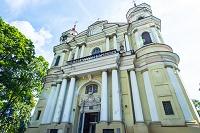リトアニア 聖ペテロ&パウロ教会