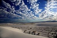 アメリカ合衆国 ホワイトサンズ国定公園