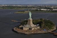 ニューヨーク 自由の女神像