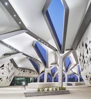 サウジアラビア リヤド アブドラ国王石油調査研究センター(KA...