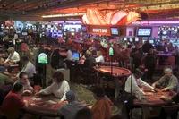 アメリカ合衆国 ラスベガス ホテルのカジノ