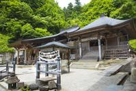 山寺 大仏殿、奥の院