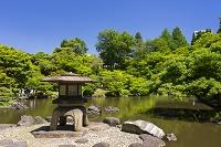 東京都 北区 新緑の旧古河庭園
