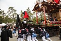 滋賀県 長浜曳山祭り