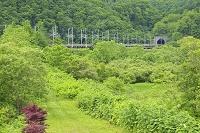北海道 青函トンネル出入口