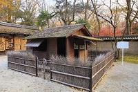 京都府 河合神社の方丈庵