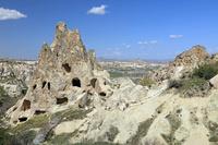 トルコ ギョレメ国立公園 カッパドキアの岩石遺跡群