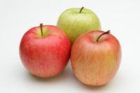 リンゴ三種