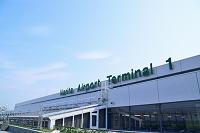 成田空港 T1