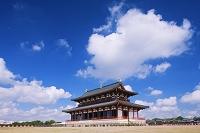 奈良県 平城宮跡 第一次大極殿