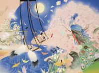 四季文様花鳥図