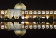 イラン イスファハーン シャイフ・ルトゥフッラー・モスク
