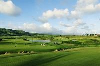 モーリシャスのゴルフ場