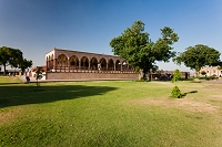 パキスタン ラホール ラホール城