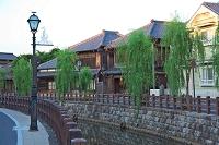 千葉県 香取市 佐原の町並み