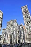 イタリア ドゥオーモのサンタ・マリア・デル・フィオーレ大聖堂...