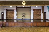 群馬県 富岡製糸場 ブリュナ館 片倉富岡高等学園講堂