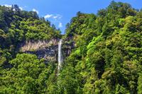 和歌山県 那智の滝と那智山原始林