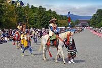 京都府 時代祭 羽柴秀吉