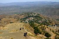 エチオピア ラリベラ近郊