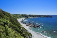 和歌山県 潮岬海岸段丘と潮岬灯台