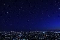 東京都 星空と夜景